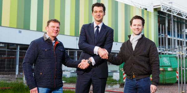 Procureon tekent huurcontract Brainport Industries Campus