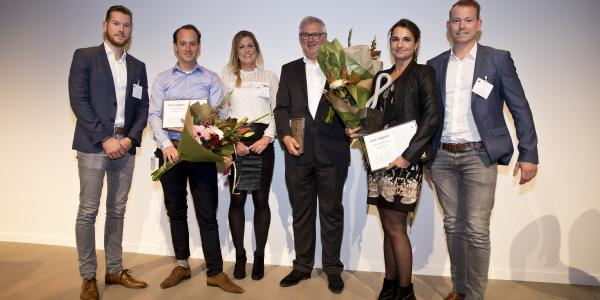 KMWE wint de William Pijnenburg Award 2017