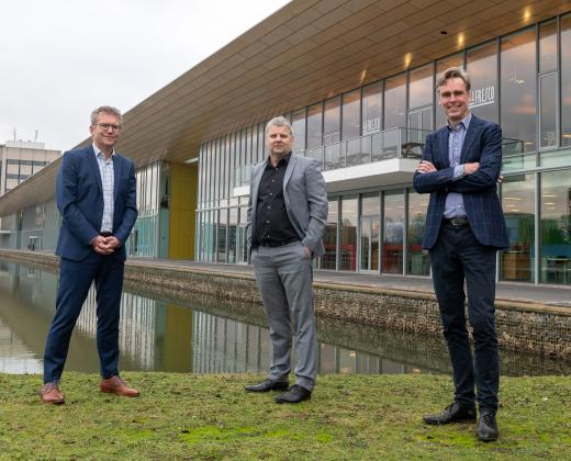 Evert-Jan van Donkelaar treedt toe tot directie Holland Innovative