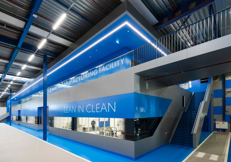 ERIKS opent nieuwe Clean Manufacturing Facility