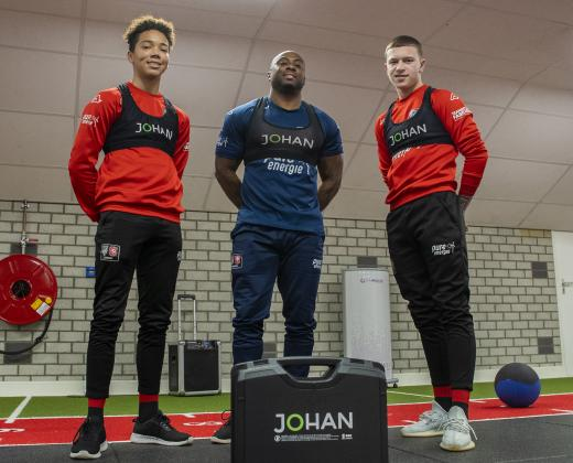 Demcon neemt JOHAN Sports over