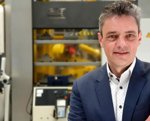 Tjebbe Smit wordt Managing Director van KMWE Mechatronics