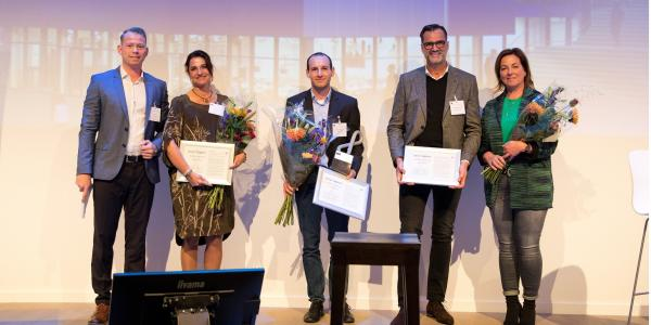 Prodrive Technologies wint de William Pijnenburg Award 2018